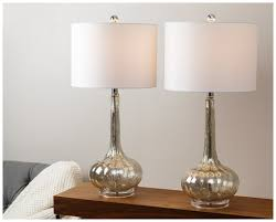 Interesting Lamps by Lighting Interesting Bespoke Dome Glass Table Lamp With White