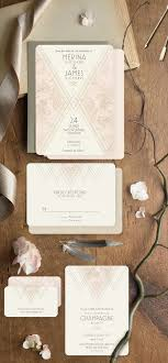 deco wedding 30 bold deco wedding stationary ideas weddingomania