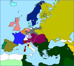 Map Of Vienna Plausibility Question Alternate Congress Of Vienna Alternate