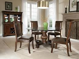 pedestal dining table with leaf contemporary pedestal dining