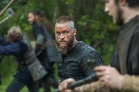ragnar lothbrok hair about that vikings plot twist the boston globe