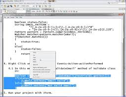Email Validation Pattern Regex | how to validate email using regular expression in java with