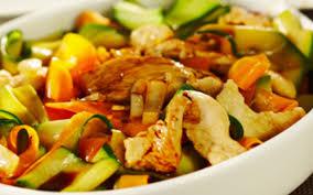 cuisiner de la courgette recette carottes et courgettes sauce curry pas chère et simple