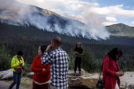 Bc Wildfire Highway Closures by Campfire Bans Backcountry Restrictions Lifted In B C As Wildfire