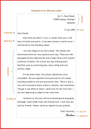 letter writing new format image collections letter samples format