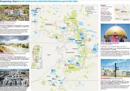 Palestine On World Map by Palestine Papers The Settlements Up For Discussion Listed And