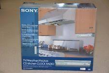 Under Kitchen Cabinet Tv Under Cabinet Radio Ebay