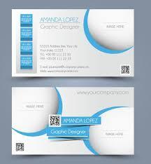 Abstract Business Cards Abstract Business Cards Vector Set 01
