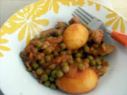 cuisiner les petit pois recette de veau petit pois pommes de terre