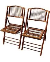 Vintage Bamboo Chairs Alert Folding Bamboo Chairs Deals