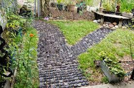 Ideas For Garden Walkways 25 Lovely Diy Garden Pathway Ideas Amazing Diy Interior Home