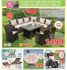 Jysk Vanity Table Jysk Weekly Flyer Weekly Jun 8 U2013 14 Redflagdeals Com