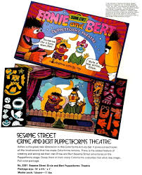 ernie and bert puppetforms theater muppet wiki fandom powered