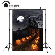 kids halloween background popular photography background kid castle buy cheap photography