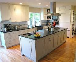 kitchen island with sink serious cook s kitchen