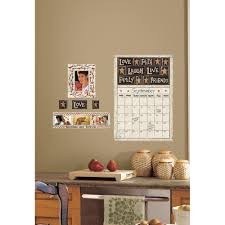 Wall Decal Calendar Dry Erase Color Walls Your House