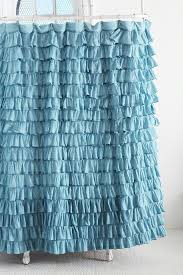 Teal Ruffle Shower Curtain by 61 Best Kids Bathroom Images On Pinterest Kid Bathrooms Damasks