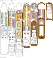 silver whisper deck plans diagrams pictures video
