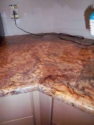 Laminate Countertops No Backsplash - No backsplash