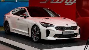 Kia Open 2018 Kia Stinger Gt Korean Show Stopper Lobs To Ace