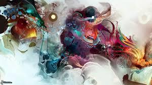 imagenes abstractas hd de animales círculos