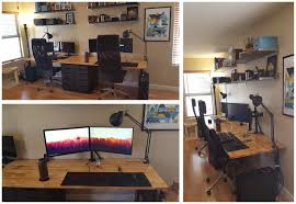 studio his and hers his and hers battlestations battlestations