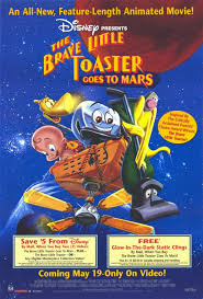What Year Was The Brave Little Toaster Made The Brave Little Toaster Goes To Mars Disney Wiki Fandom