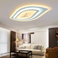 Ceiling Lights Bedroom Color Temperature Adjustable Remote Brightness Dimmable