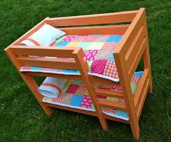 Wood Bunk Bed Plans Furniture Diy Small Wooden Bunk Bed Plans Retro Wood For Shaped