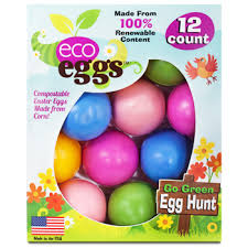 eco easter eggs eco eggs plastic easter eggs by eco egg