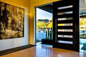 home entrance decor minimalist modern design of the home entrance decor that has grey