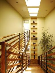 wood stair railings exterior wood railing houzz wooden stair