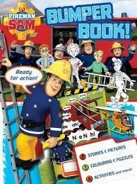 fireman sam bumper book 9780603569630
