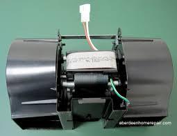 broan fan motor assembly 97006152 s97009721 broan range hood blower motor assembly