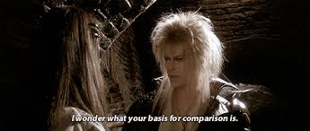 David Bowie Labyrinth Meme - he s talking about his you know isn t he reaction images