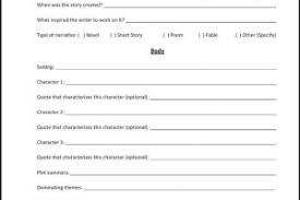 book report template middle school nonfiction book reports for middle school by harris jr