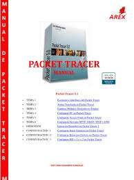 tutorial completo de cisco packet tracer tema 06 1 manual packet tracer 5 2