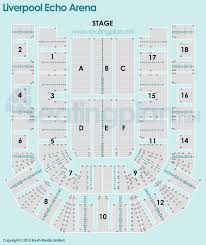 leeds arena floor plan liverpool echo arena detailed seating plan