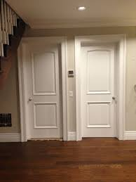 2 panel white primed interior doors by eto doors Primed Interior Doors