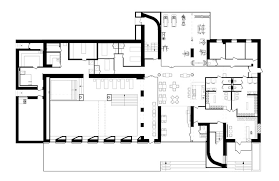 Spa Floor Plan Design Spa In Relax Park Verholy Yod Studio Archdaily