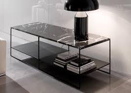calder marble coffee table minotti designed by rodolfo dordoni