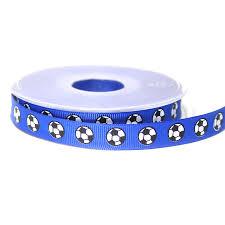football ribbon blue football ribbon everton chelsea cake decorations the cake