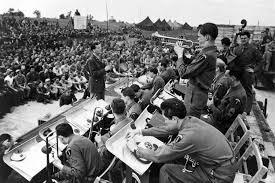 world war ii and the shrinking of the ensemble teachrock