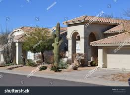 western ranch style house arizona stock photo 141180061 shutterstock