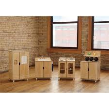 truemodern play kitchen refrigerator 1710jc ultra modern design