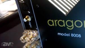 home theater monoblock amplifier cedia 2013 aragon shows the 8008 monoblock amplifier youtube