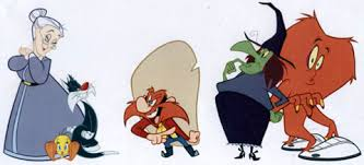 looney tunes character designs