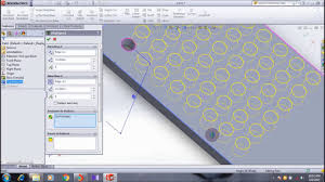 solidworks linear pattern learn solidworks linear pattern feature tutorial solidworks
