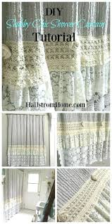 Country Chic Shower Curtains Shabby Chic Shower Curtain Chic Shower Curtains Target Linens And