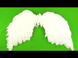 hola como puedo hacer unas alas de pato para nia de 4 cómo hacer unas alas de ángel paso a paso youtube alas